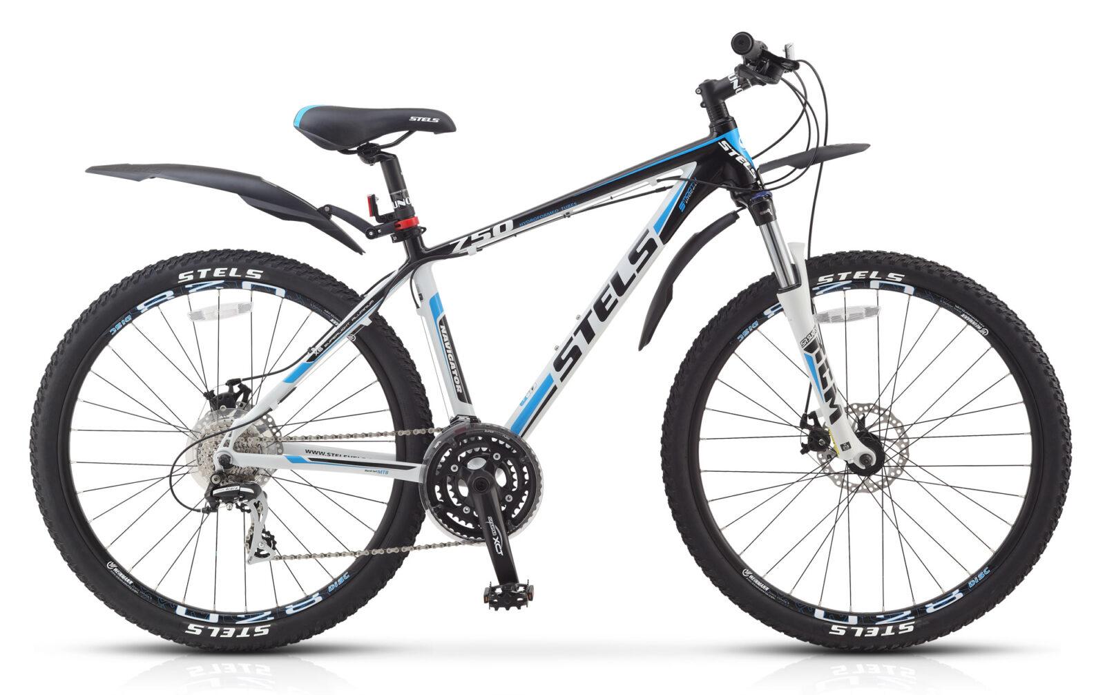 Велосипед Stels Navigator 750 MD 27,5 (2016)