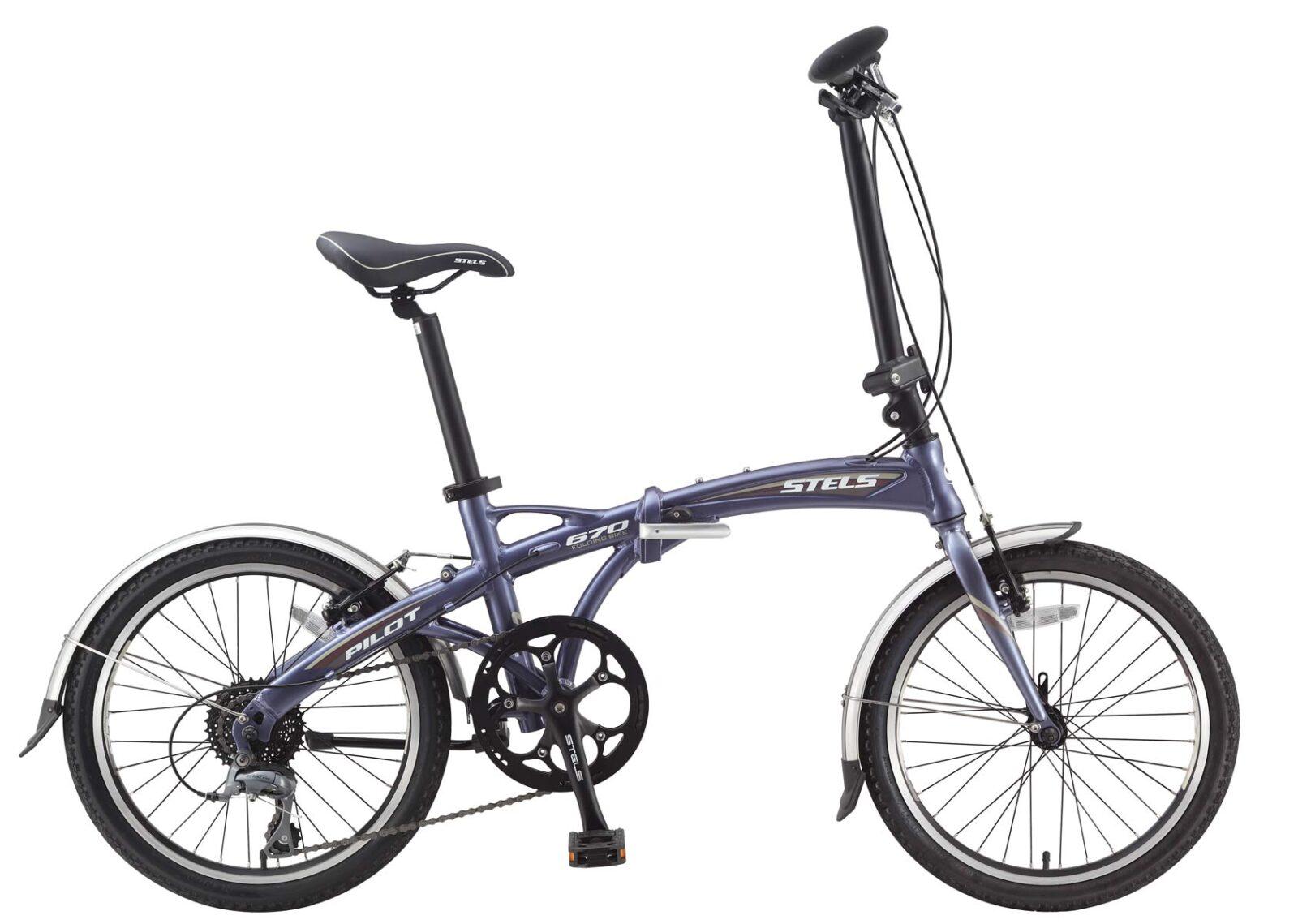 Велосипед Stels Pilot 670 (2016)