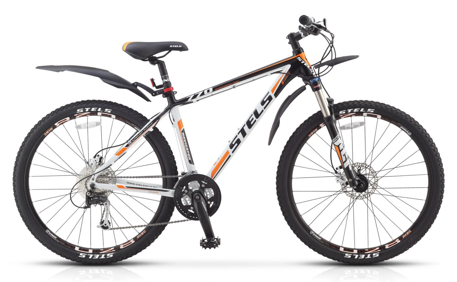 Велосипед Stels Navigator 770 Disc 27,5 (2014)