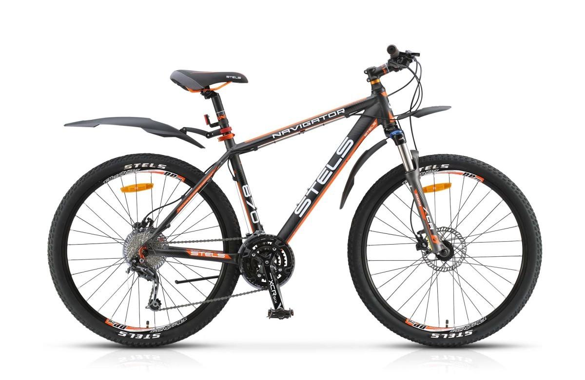 Велосипед Stels Navigator 870 D (2016)