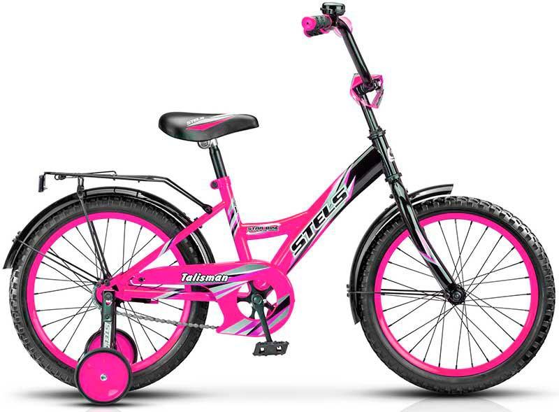 Велосипед Stels Talisman Black 18 (2016)