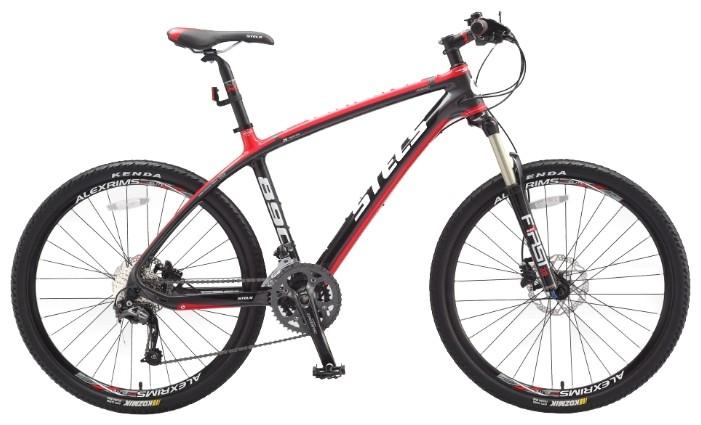 Велосипед Stels Navigator 890 D Carbon (2016)