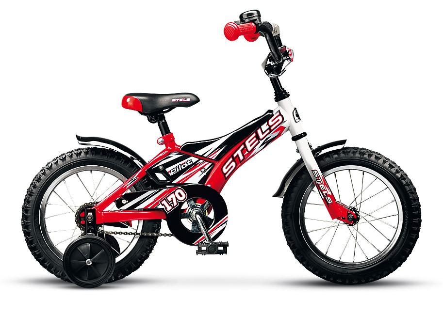Велосипед Stels Pilot 170 14 (2016)