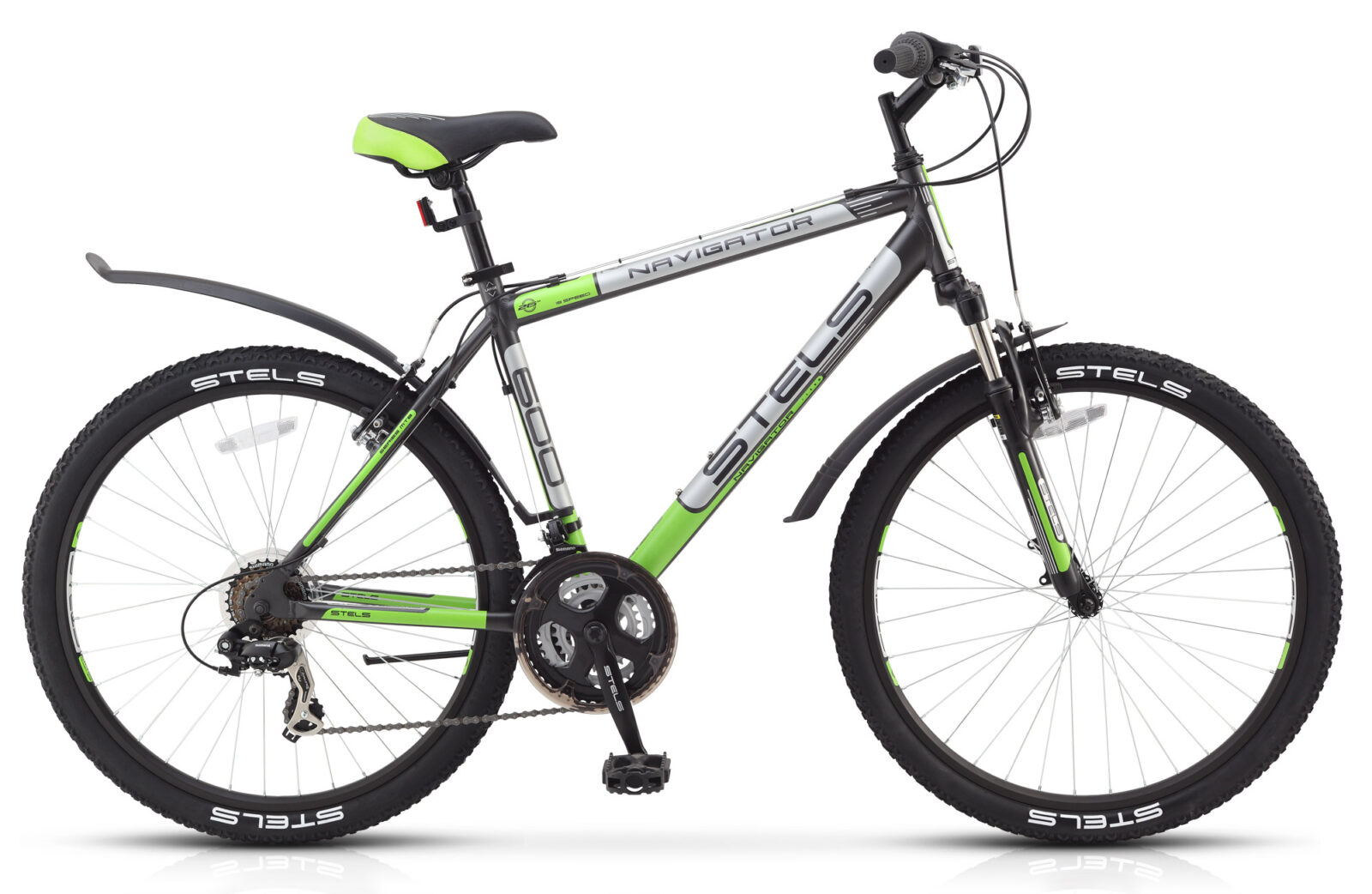 Велосипед Stels Navigator 600 V (2016)