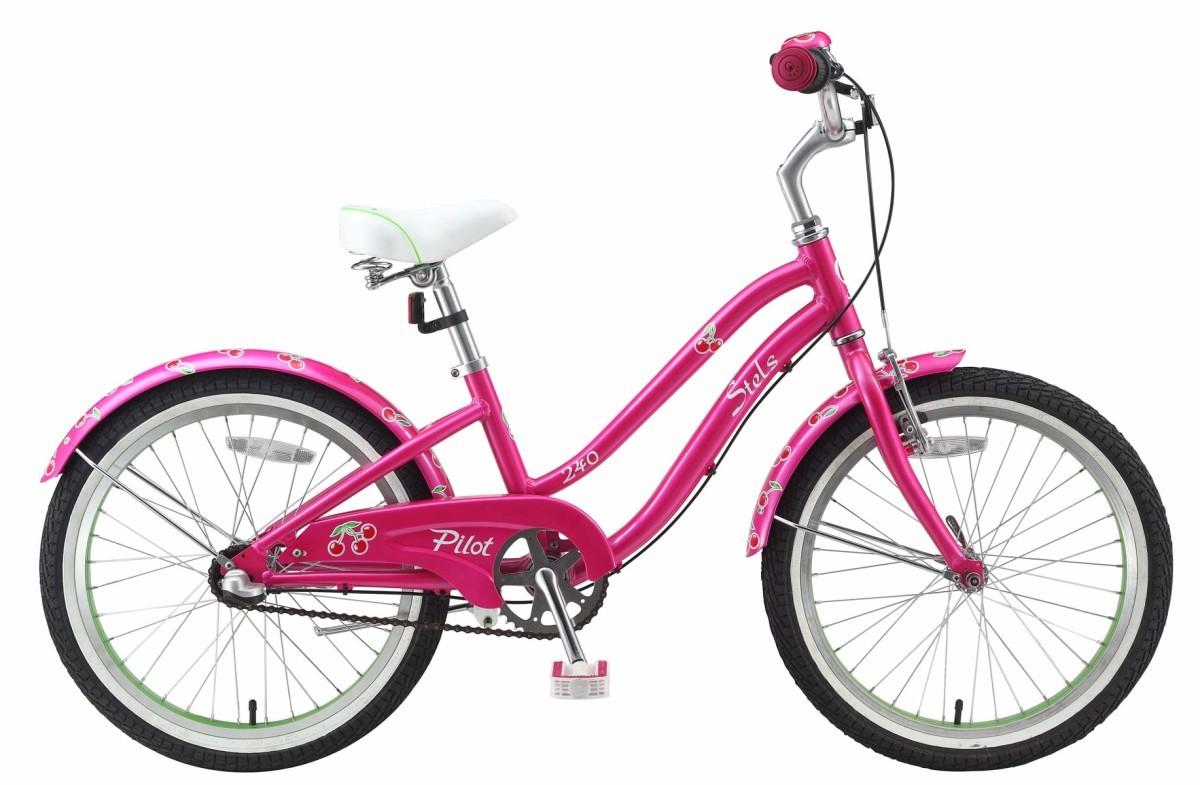 Велосипед Stels Pilot 240 V Girl 3ск (2016)
