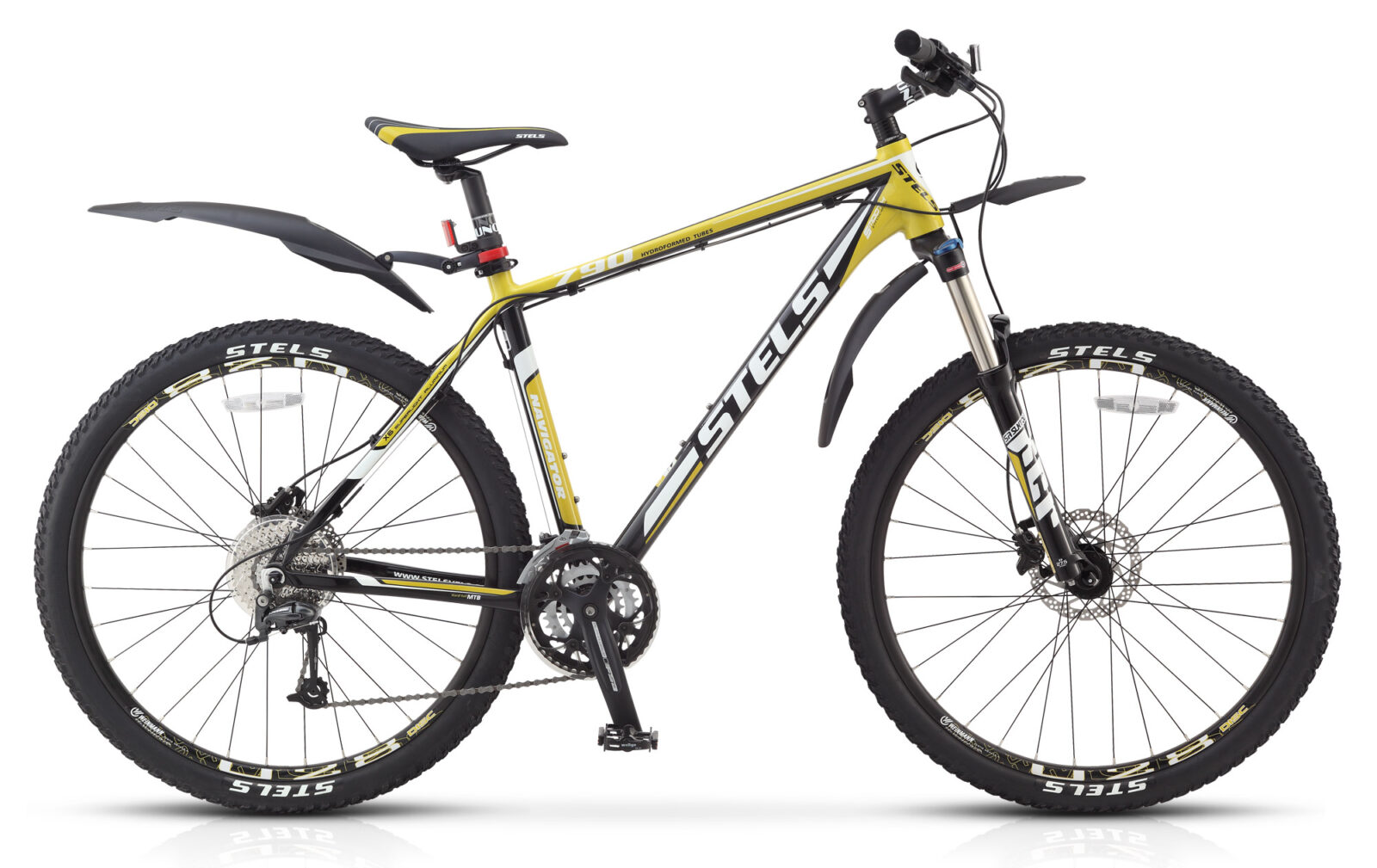 Велосипед Stels Navigator 790 MD 27,5 (2016)