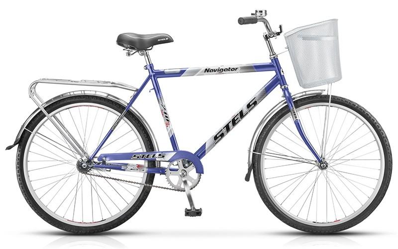 Велосипед Stels Navigator 210 Gent V010 (2018)