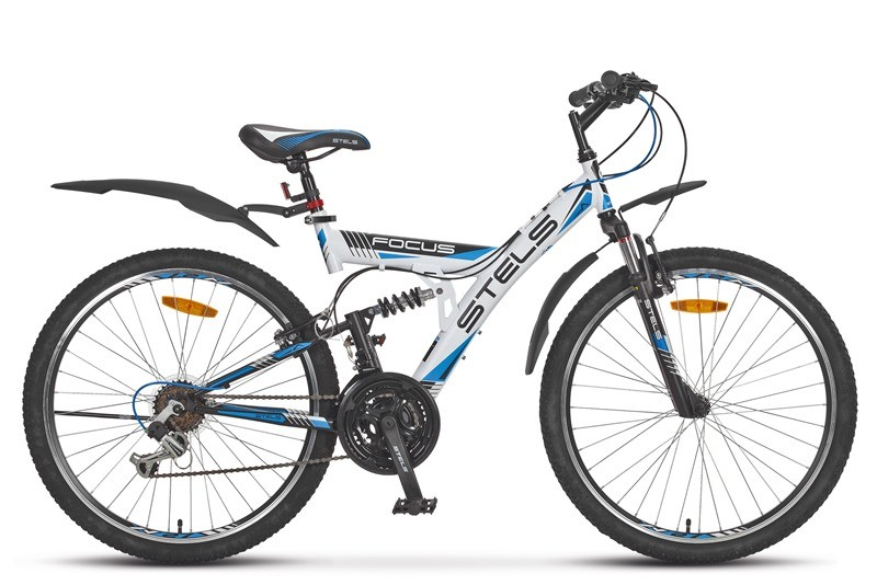 Велосипед STELS Focus V 18 Sp 26 (2016)