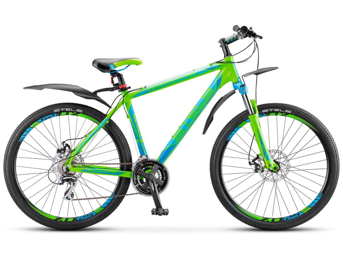 Велосипед Stels Navigator 650 MD 27,5 (2016)