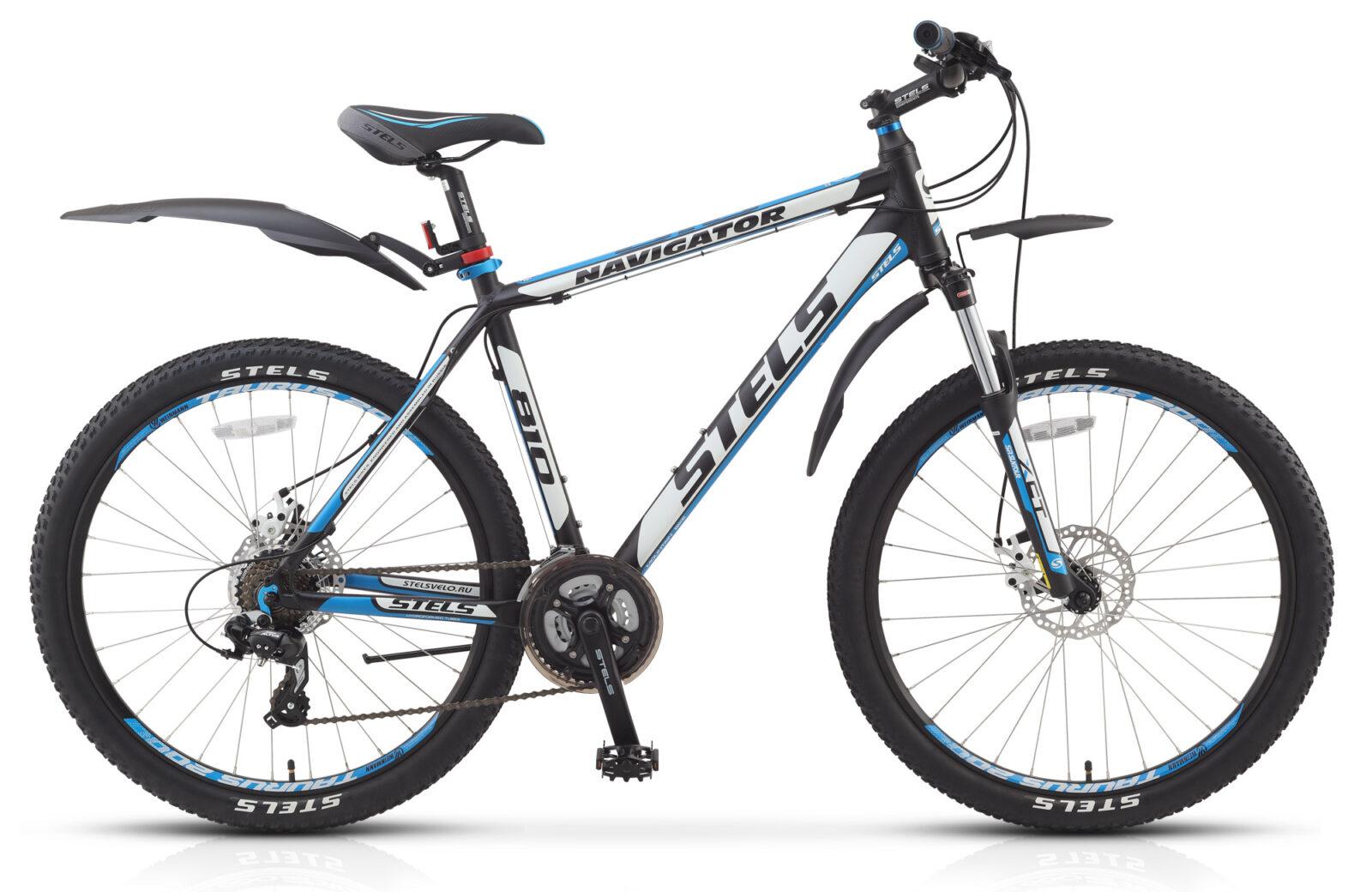 Велосипед Stels Navigator 810 MD (2016)