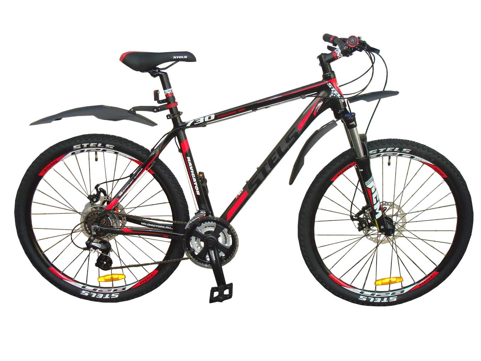 Велосипед Stels Navigator 730 Disc 27,5 (2016)