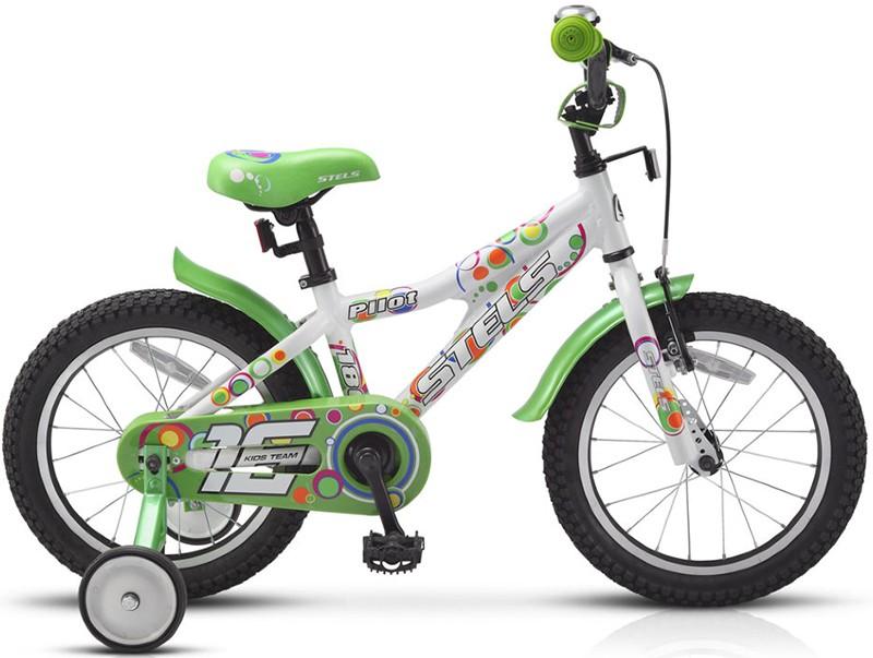 Велосипед Stels Pilot 180 16 (2015)