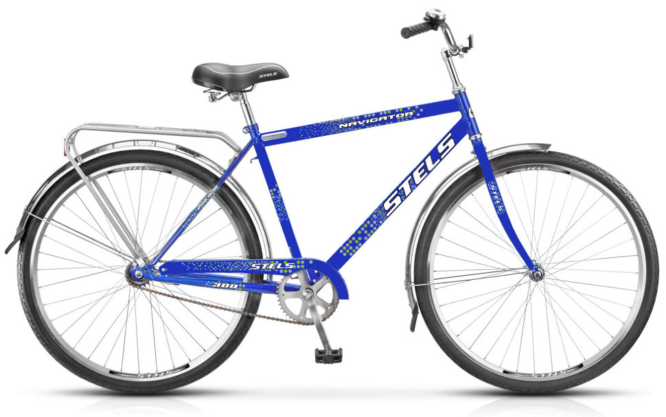 Велосипед Stels Navigator 300 Gent (2016)