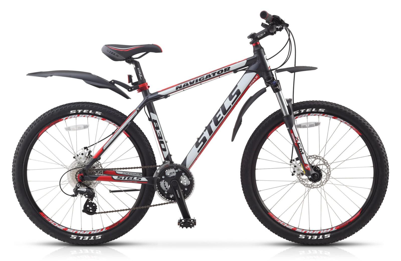 Велосипед Stels Navigator 830 MD (2016)