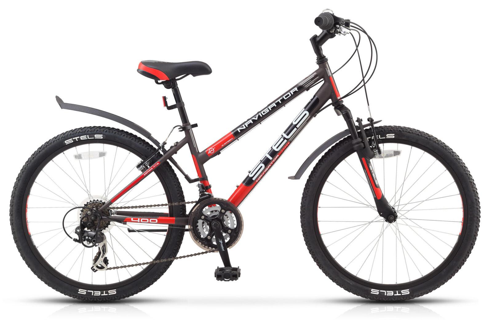Велосипед Stels Navigator 400 V (2016)