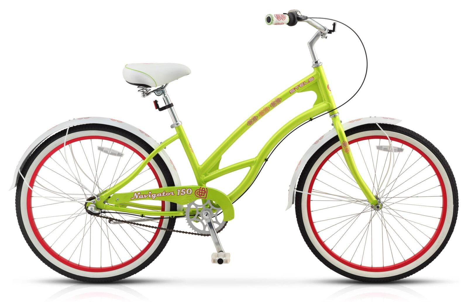 Велосипед Stels Navigator 150 Lady 3ск (2016)