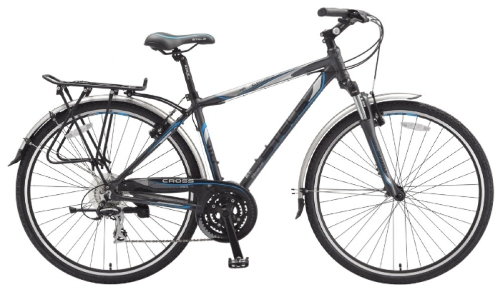 Велосипед Stels 700 Cross 110 Gent (2016)