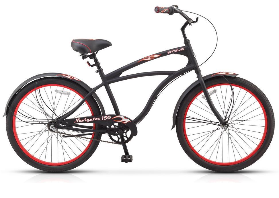 Велосипед Stels Navigator 150 Gent 3ск (2016)