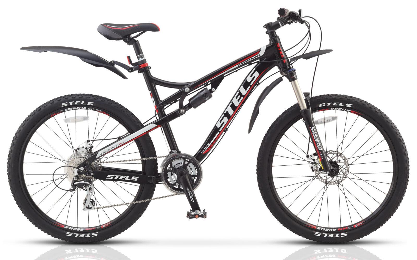 Велосипед Stels Tornado MD (2016)