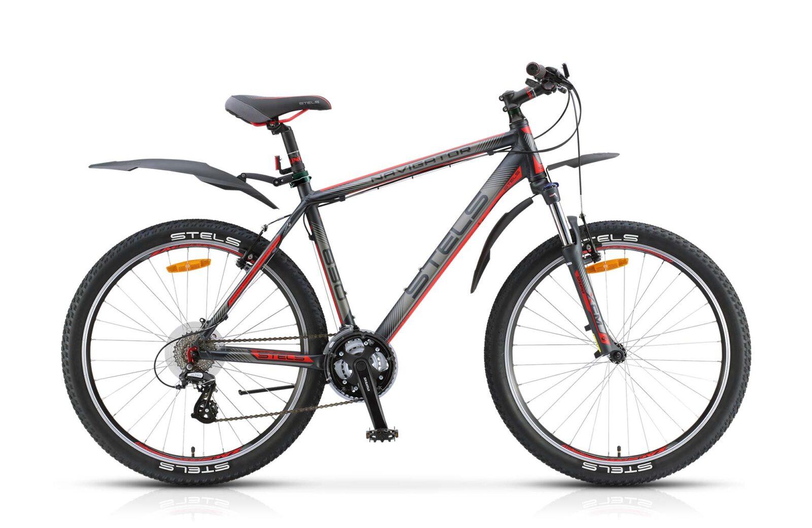 Велосипед Stels Navigator 830 V (2016)