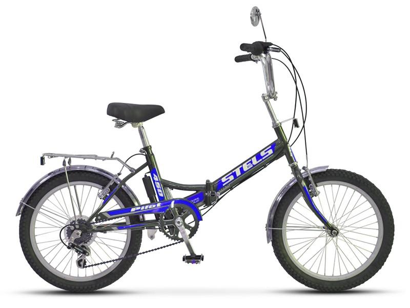 Велосипед Stels Pilot 450 Z010 (2018)