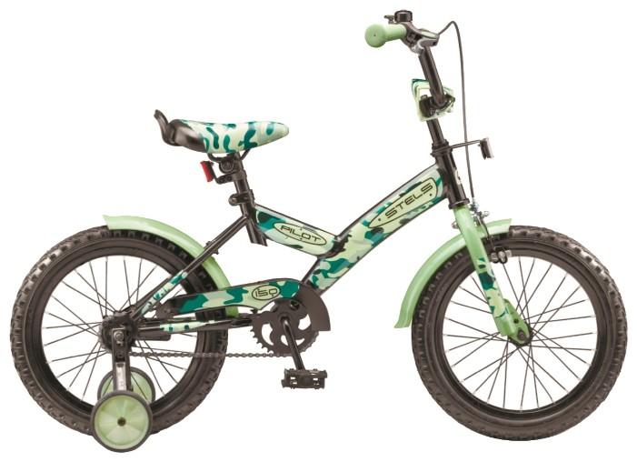 Велосипед Stels Pilot 150 (Army) 16 (2016)