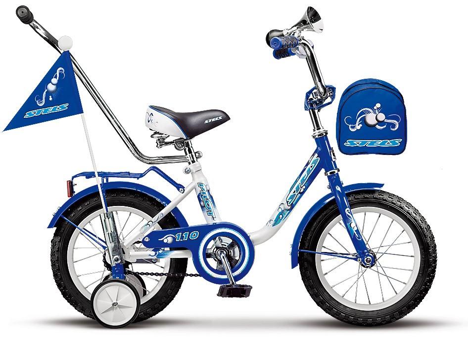 Велосипед Stels Pilot 110 16 (2016)