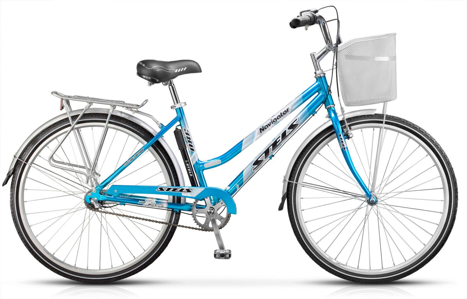 Велосипед Stels Navigator 380 Lady (2016)