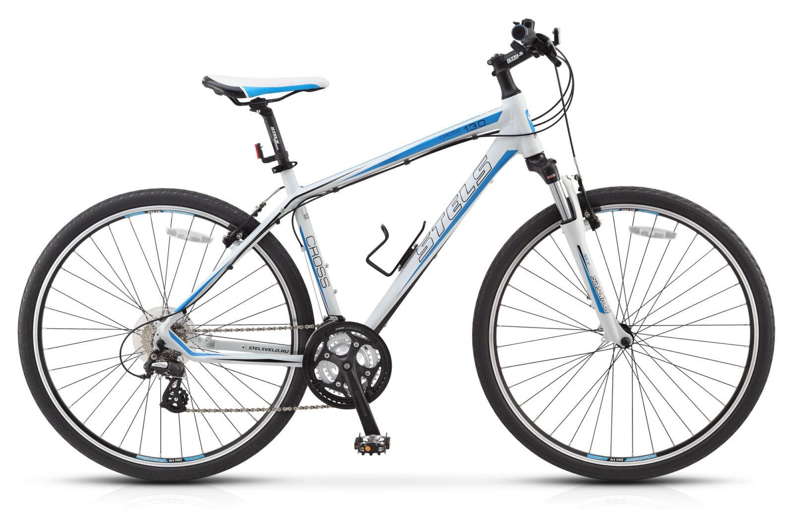 Велосипед Stels 700 Cross 130 Gent (2016)