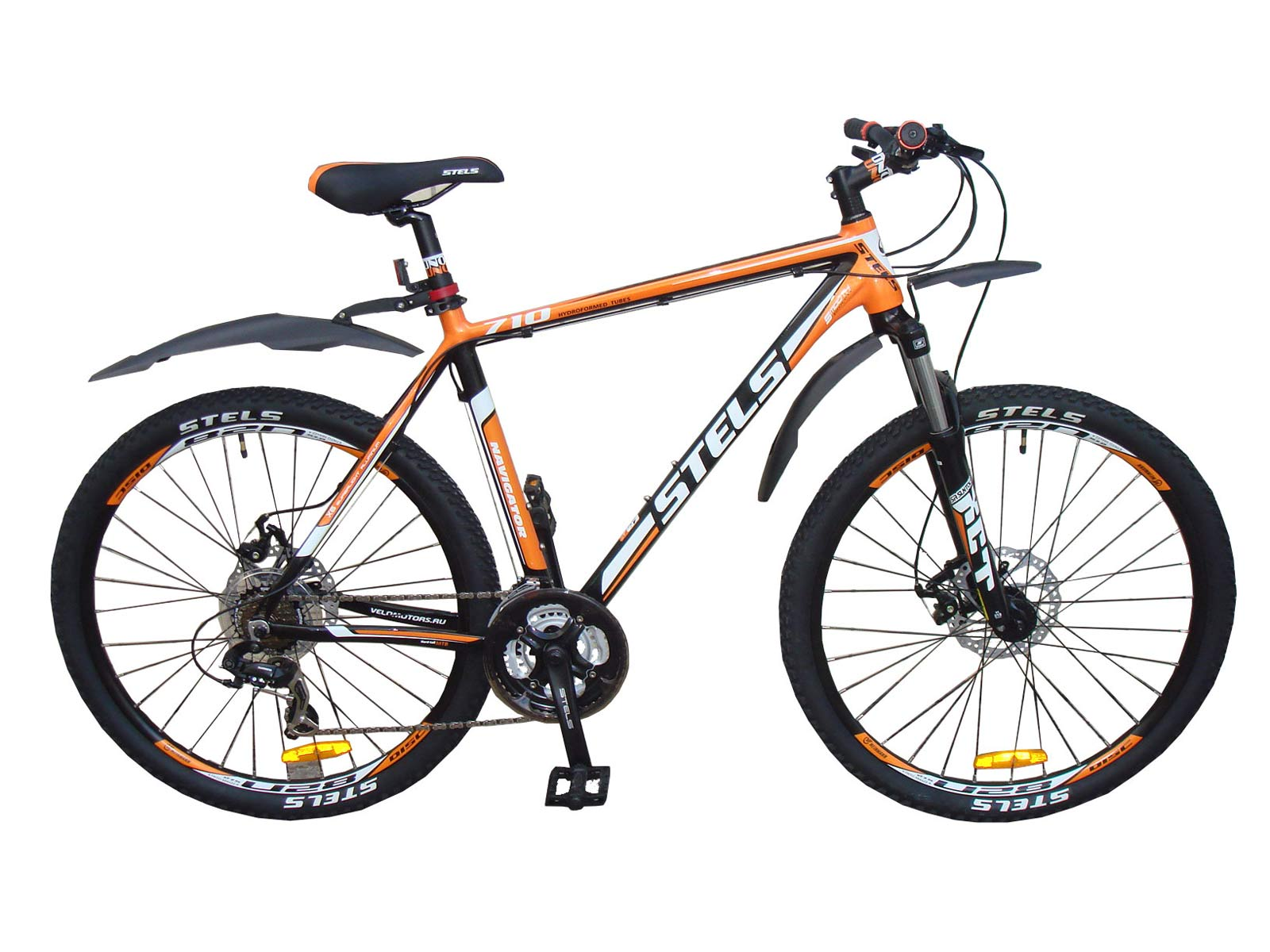 Велосипед Stels Navigator 710 Disc 27,5 (2016)