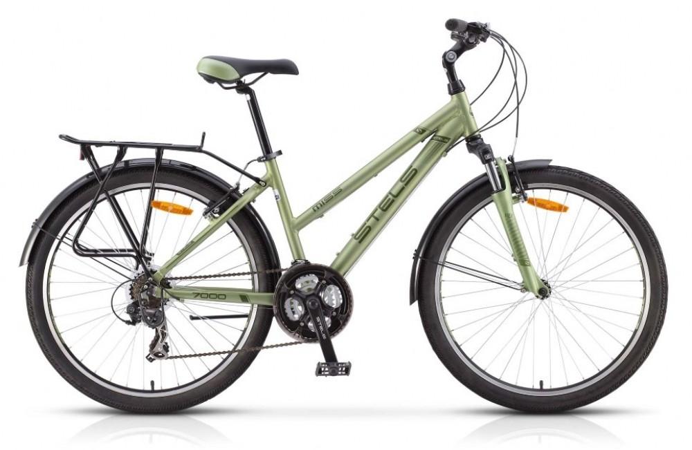 Велосипед Stels Miss 7000 V (2016)