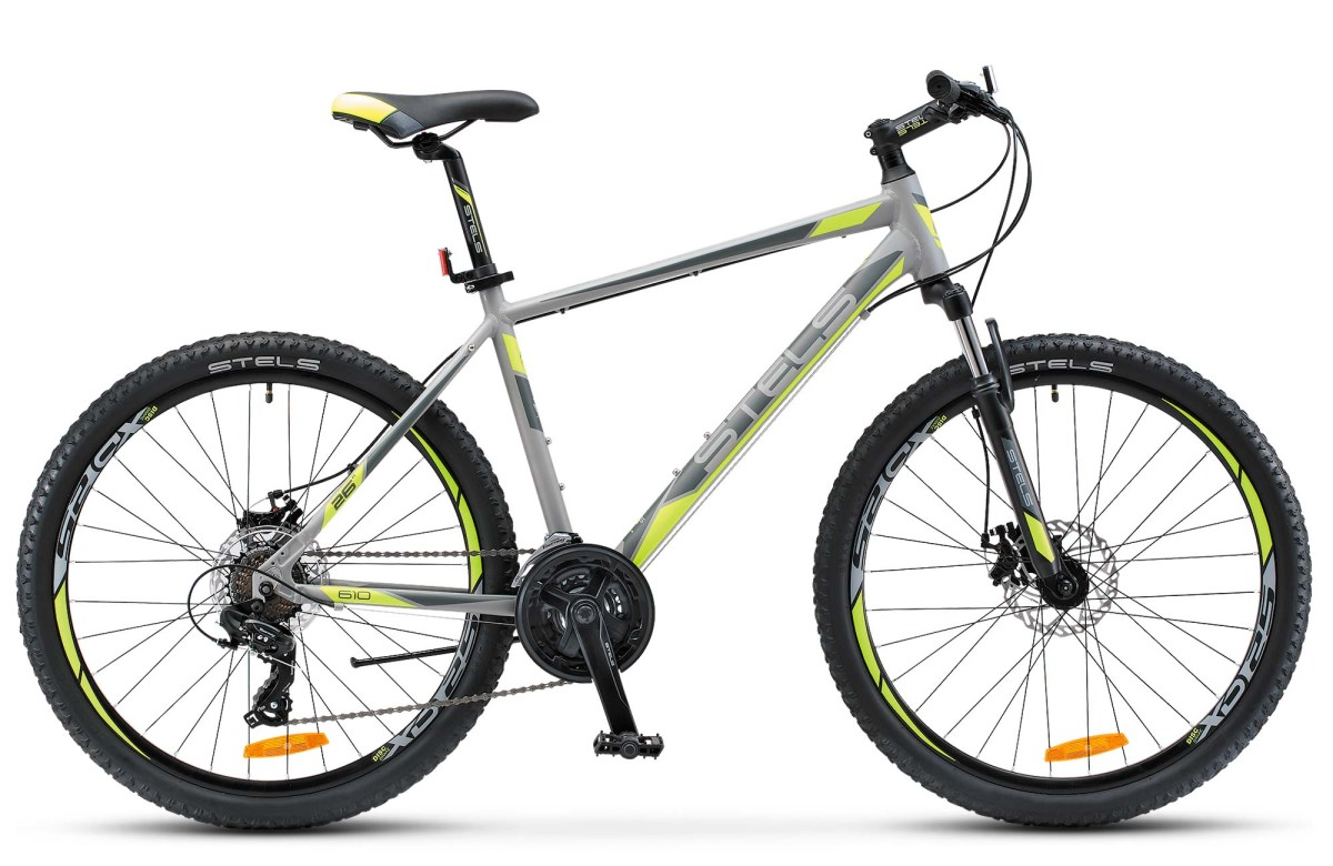 Велосипед Stels Navigator 610 MD 26 V030 (2018)