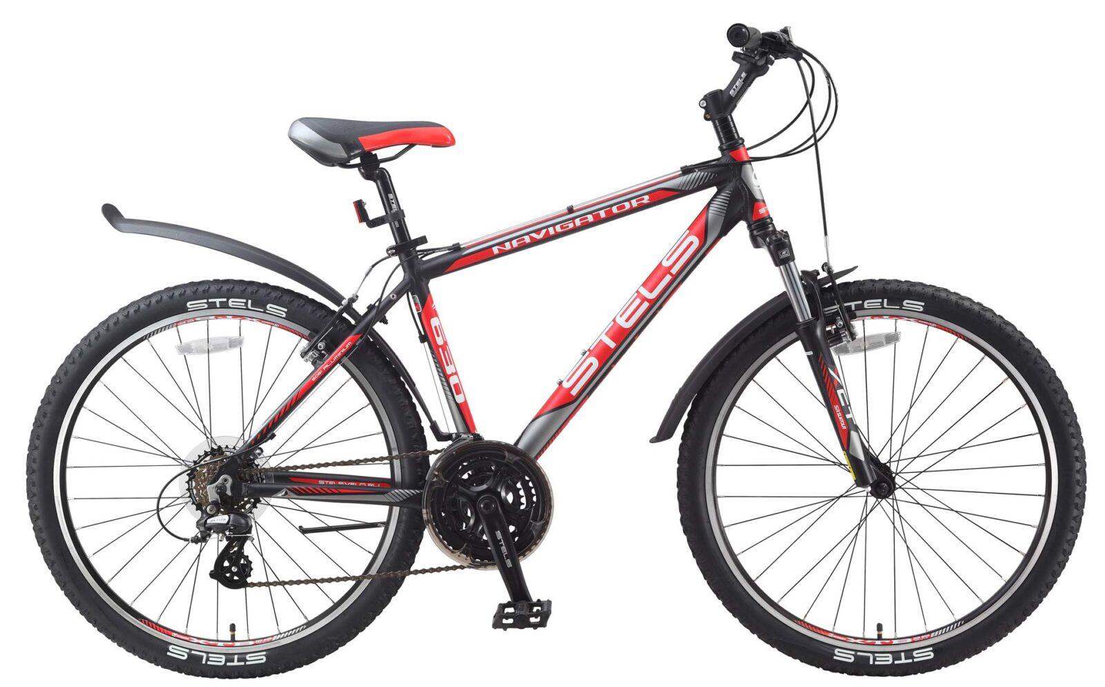 Велосипед Stels Navigator 630 V (2016)