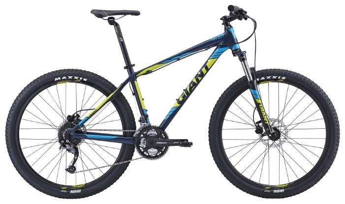 Велосипед Giant Talon 27.5 3 (2016)