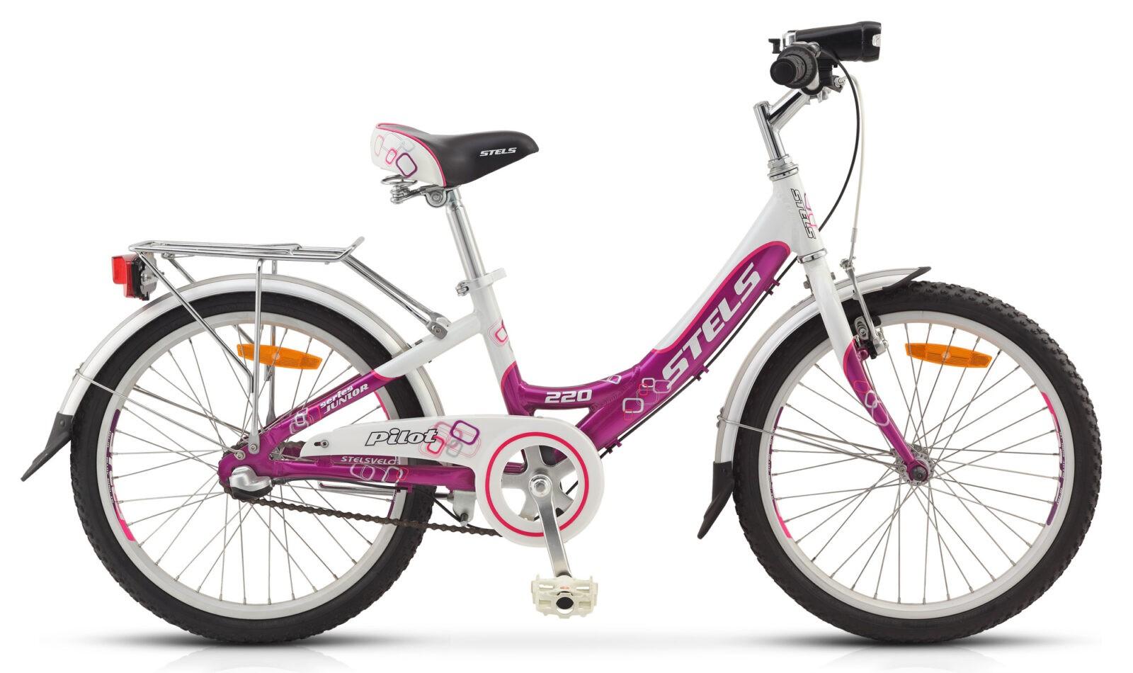 Велосипед Stels Pilot 220 Girl (2014)