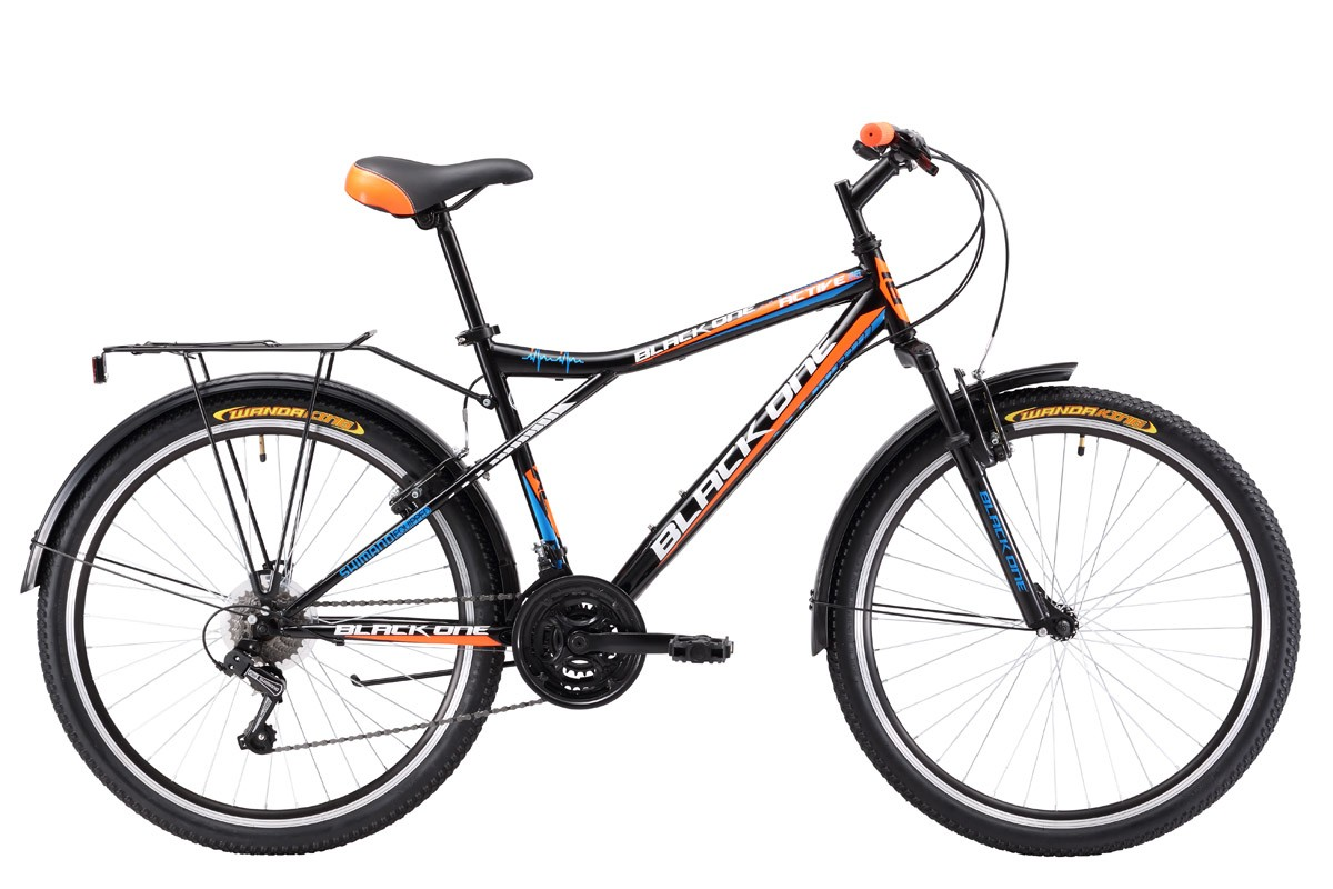 Велосипед Black One Active (2017)