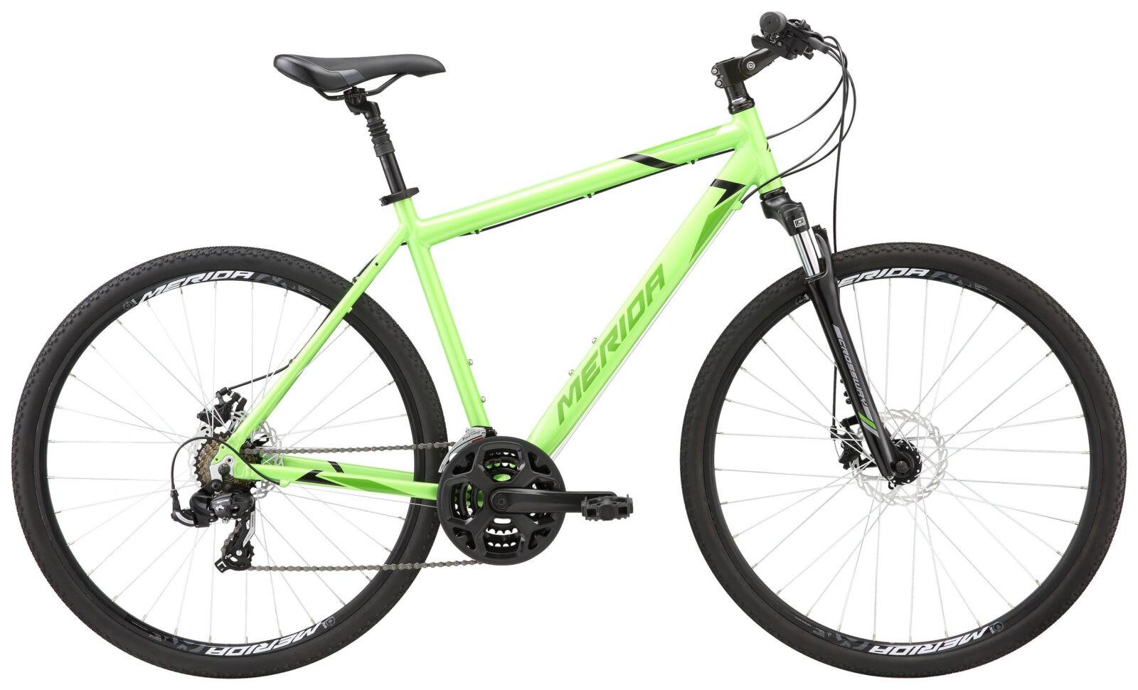 Велосипед Merida Crossway 10 MD (2020)