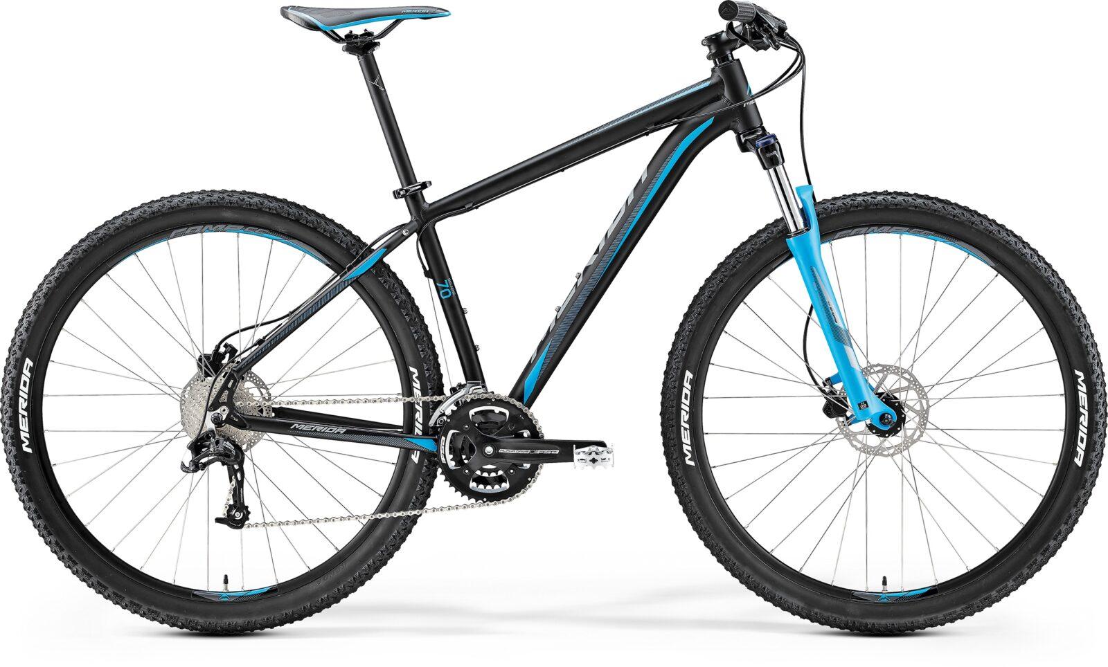 Велосипед Merida Big.Nine 70 (2017)