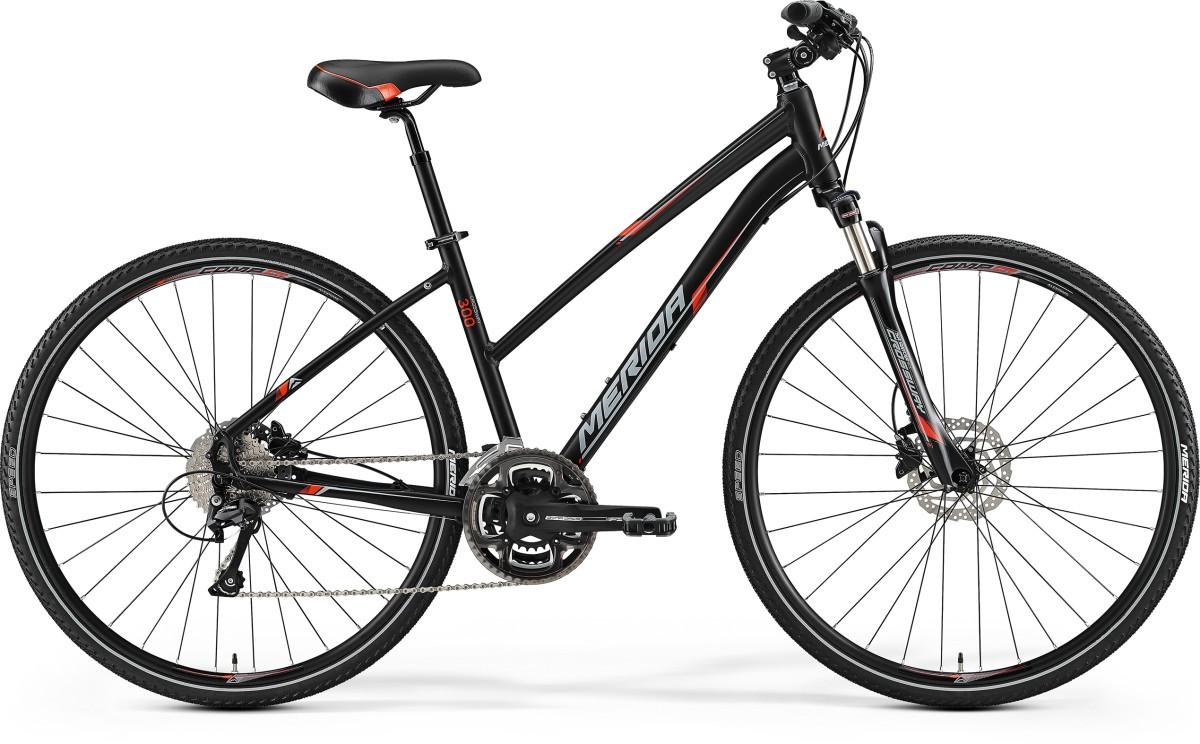 Велосипед Merida Crossway 300 Lady (2017)