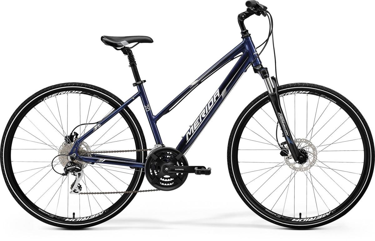 Велосипед Merida Crossway 20D Lady (2017)