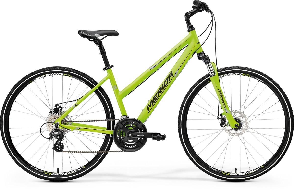 Велосипед Merida Crossway 15-MD-Lady (2017)