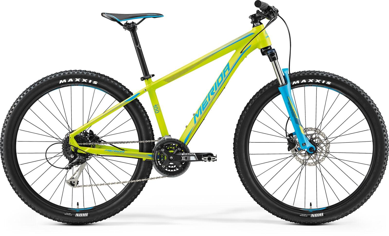 Велосипед Merida Big.Seven 100 (2017)