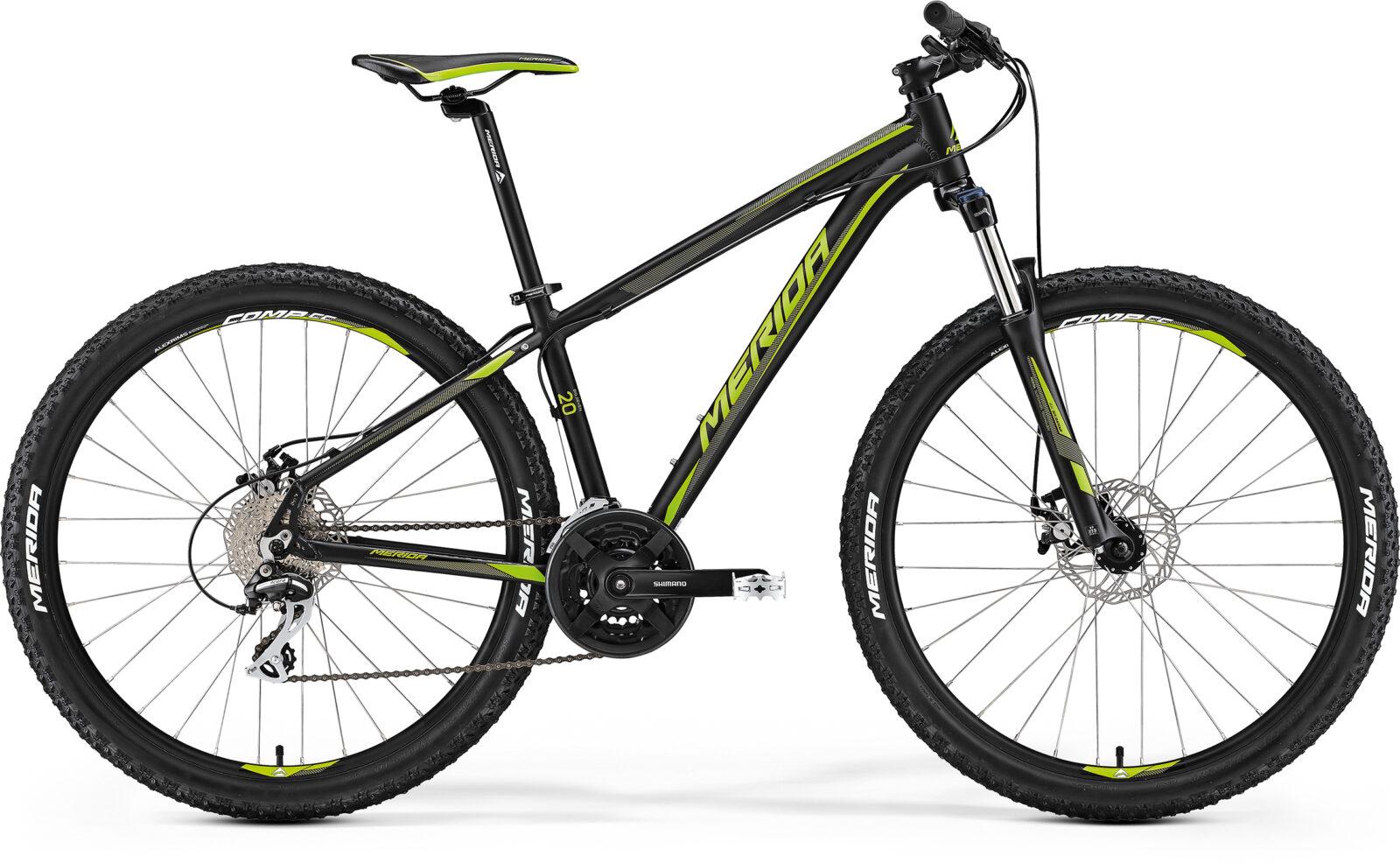 Велосипед Merida  Big.Seven 20-MD (2017)