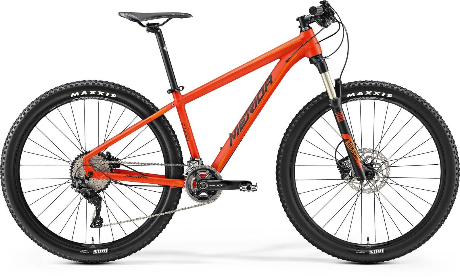 Велосипед Merida Big.Seven XT-Edition (2017)