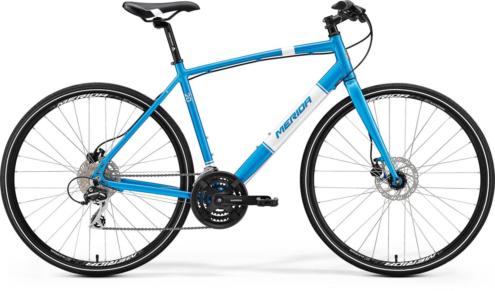 Велосипед Merida Crossway Urban 20-D (2017)
