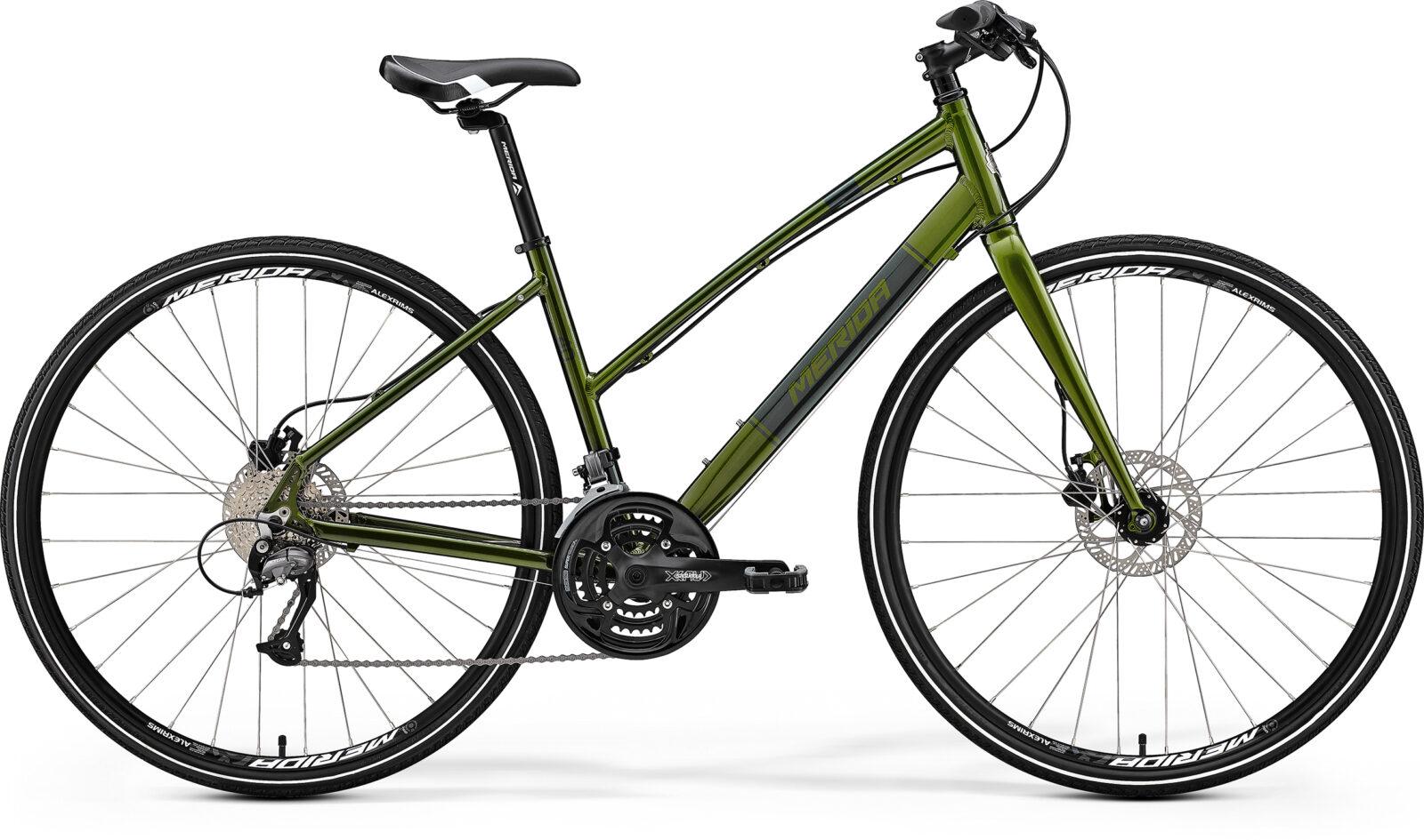 Велосипед Merida Crossway Urban 40-D Lady (2017)
