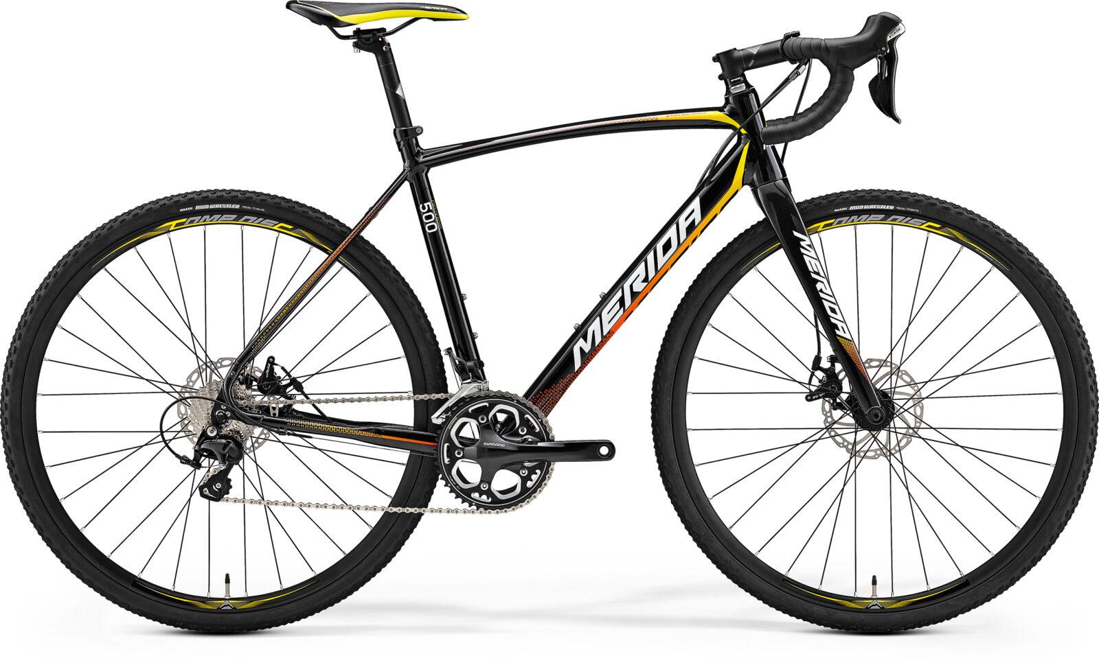 Велосипед Merida Cyclo Сross 500 (2017)