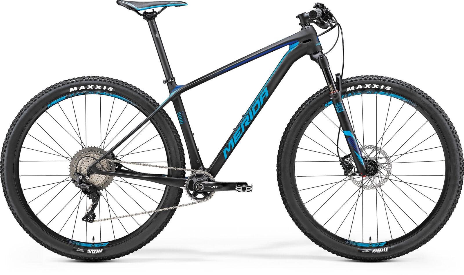 Велосипед Merida  Big.Nine 5000 (2017)