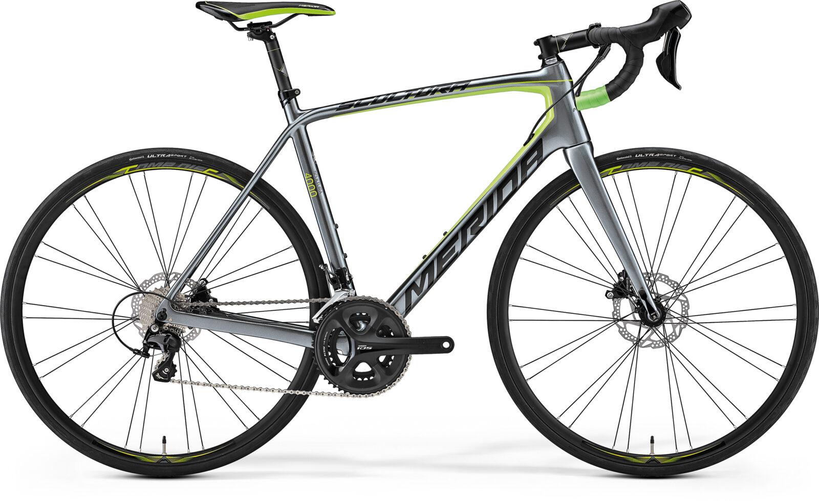 Велосипед Merida Scultura Disc 4000 (2017)