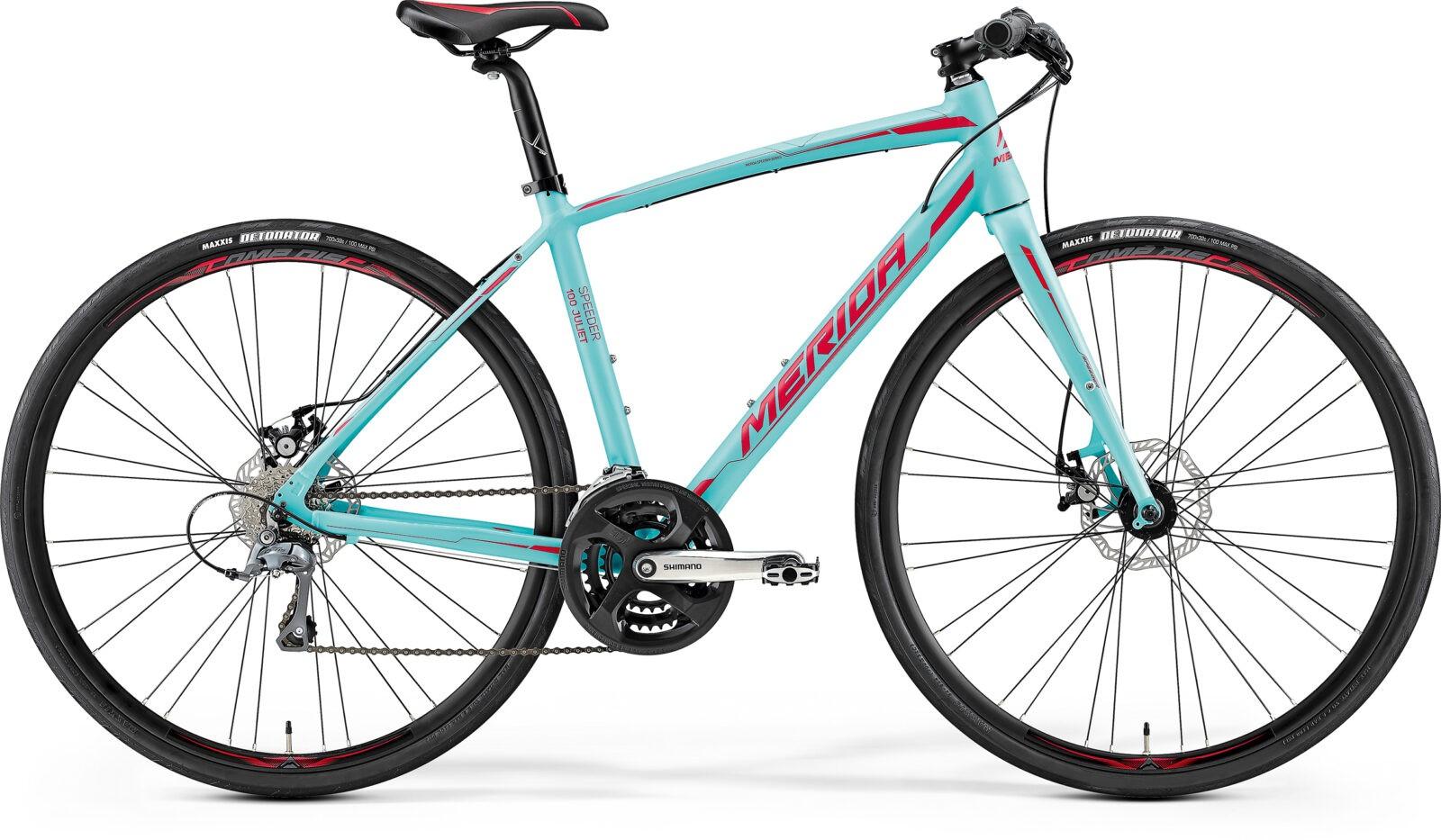 Велосипед Merida Speeder 100-Juliet (2017)